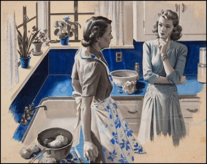 Illustration by Arthur Sarnoff