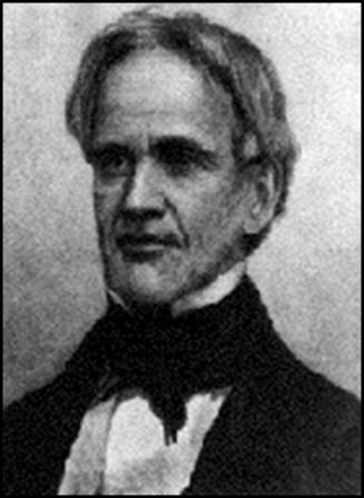American Educational Pioneer Horace Mann (1796-1859)