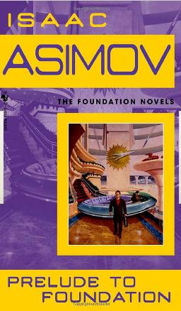 The first book in Asimov's seven book series