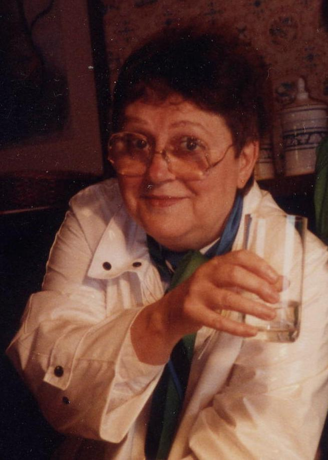 Jane Roberts around 1999